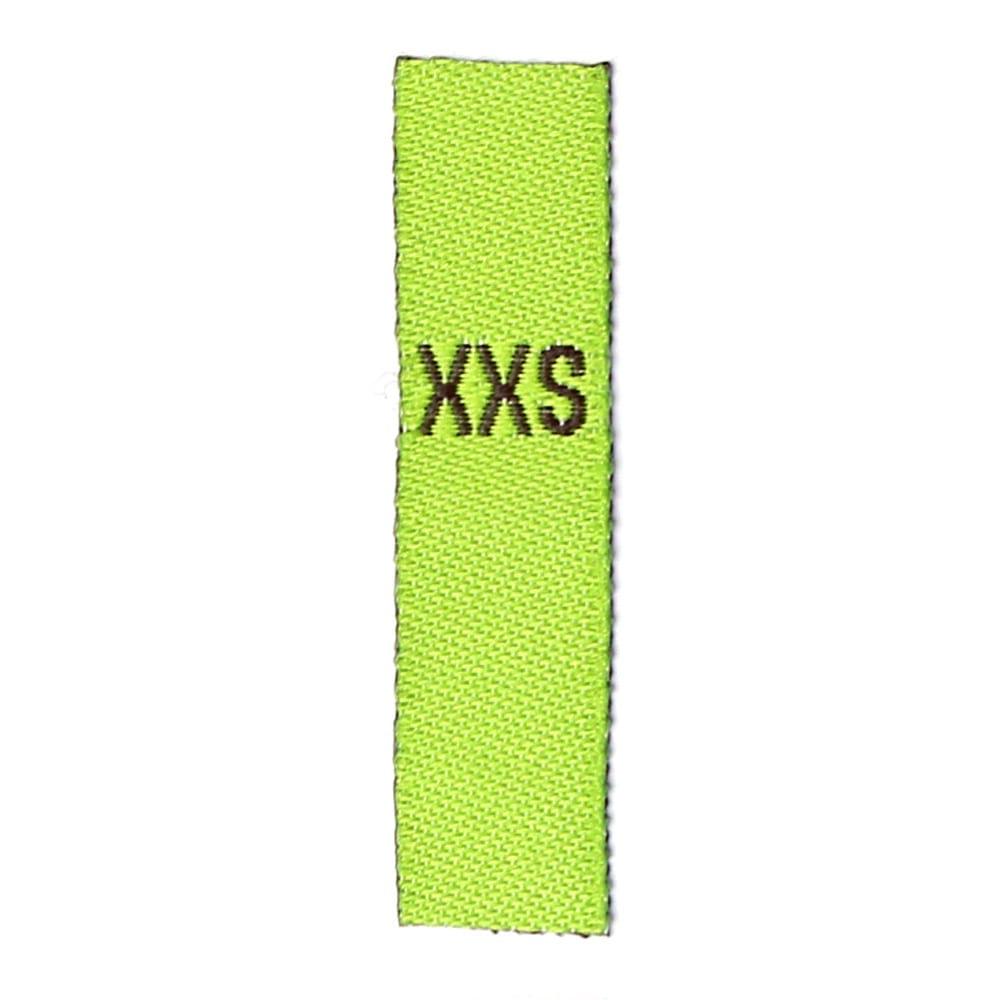 Taglie XXS - XXL Verde mela