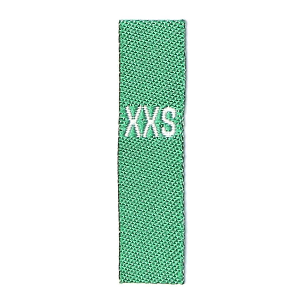 Taglie XXS - XXL Verde